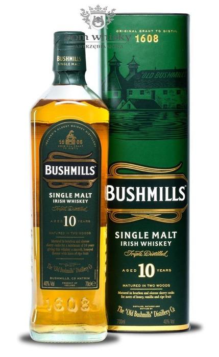 Bushmills 10-letni / 40% / 0,7l