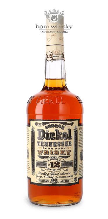 George Dickel No.12 / 45% / 1,0l
