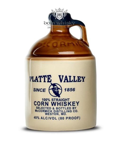 Platte Valley 3-letni 100% Corn / 40% / 0,7l